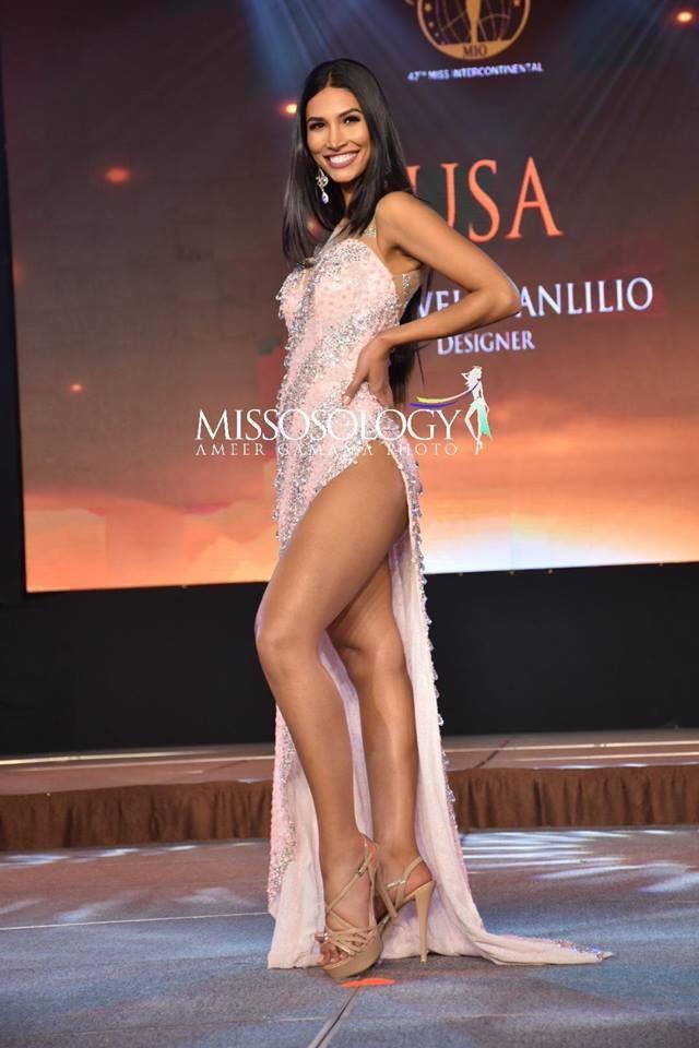 Ngân Anh trắng tay trong các phần thi phụ tại Hoa hậu liên lục địa 2018 - Ảnh 85.