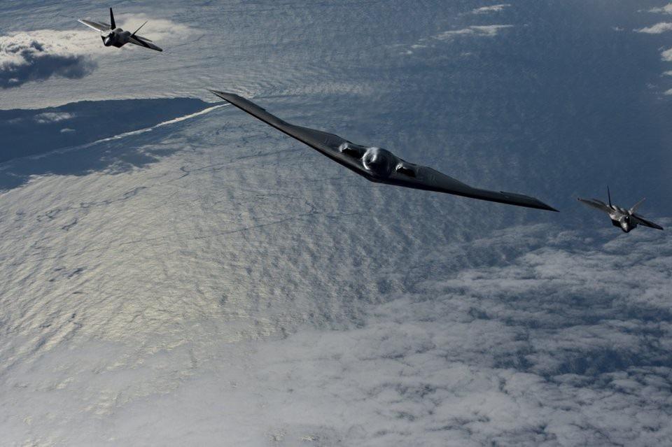 """""""Chim sắt"""" Mỹ sải cánh theo dõi Ấn Độ - Thái Bình Dương 24/7 - Ảnh 4."""