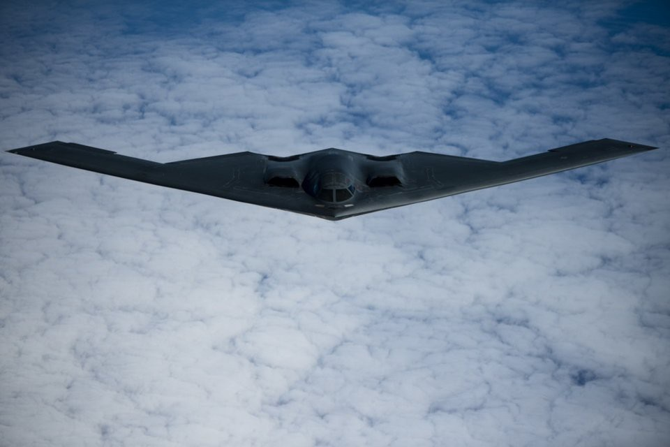 """""""Chim sắt"""" Mỹ sải cánh theo dõi Ấn Độ - Thái Bình Dương 24/7 - Ảnh 5."""