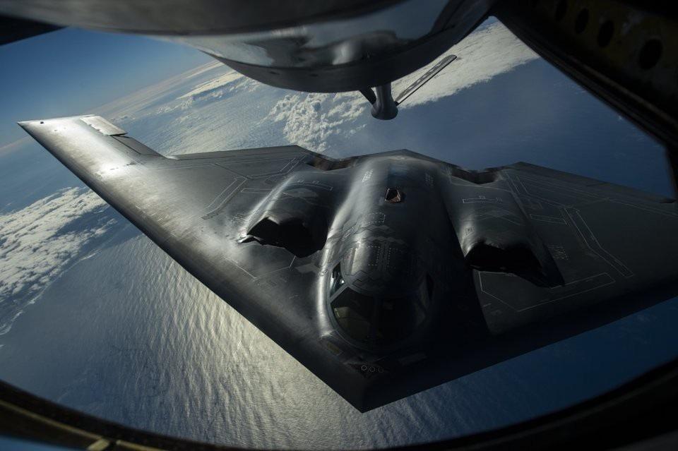 """""""Chim sắt"""" Mỹ sải cánh theo dõi Ấn Độ - Thái Bình Dương 24/7 - Ảnh 6."""
