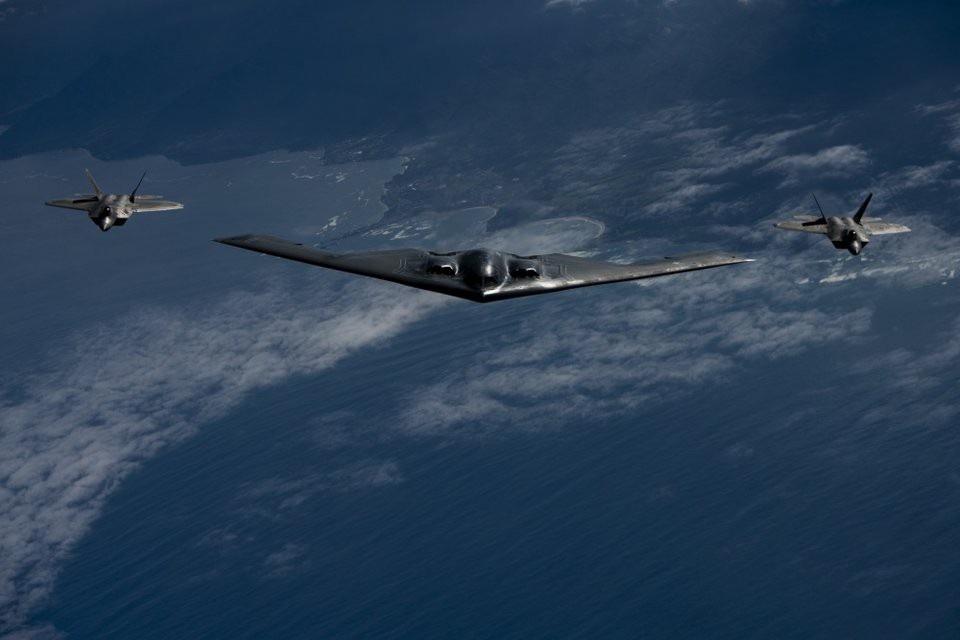 """""""Chim sắt"""" Mỹ sải cánh theo dõi Ấn Độ - Thái Bình Dương 24/7 - Ảnh 8."""