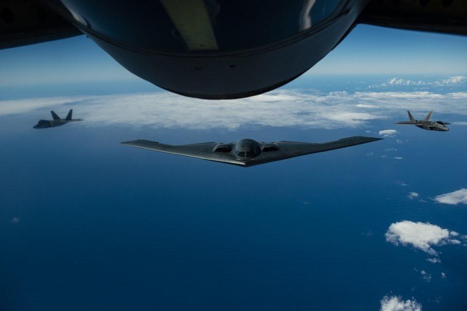 """""""Chim sắt"""" Mỹ sải cánh theo dõi Ấn Độ - Thái Bình Dương 24/7 - Ảnh 9."""