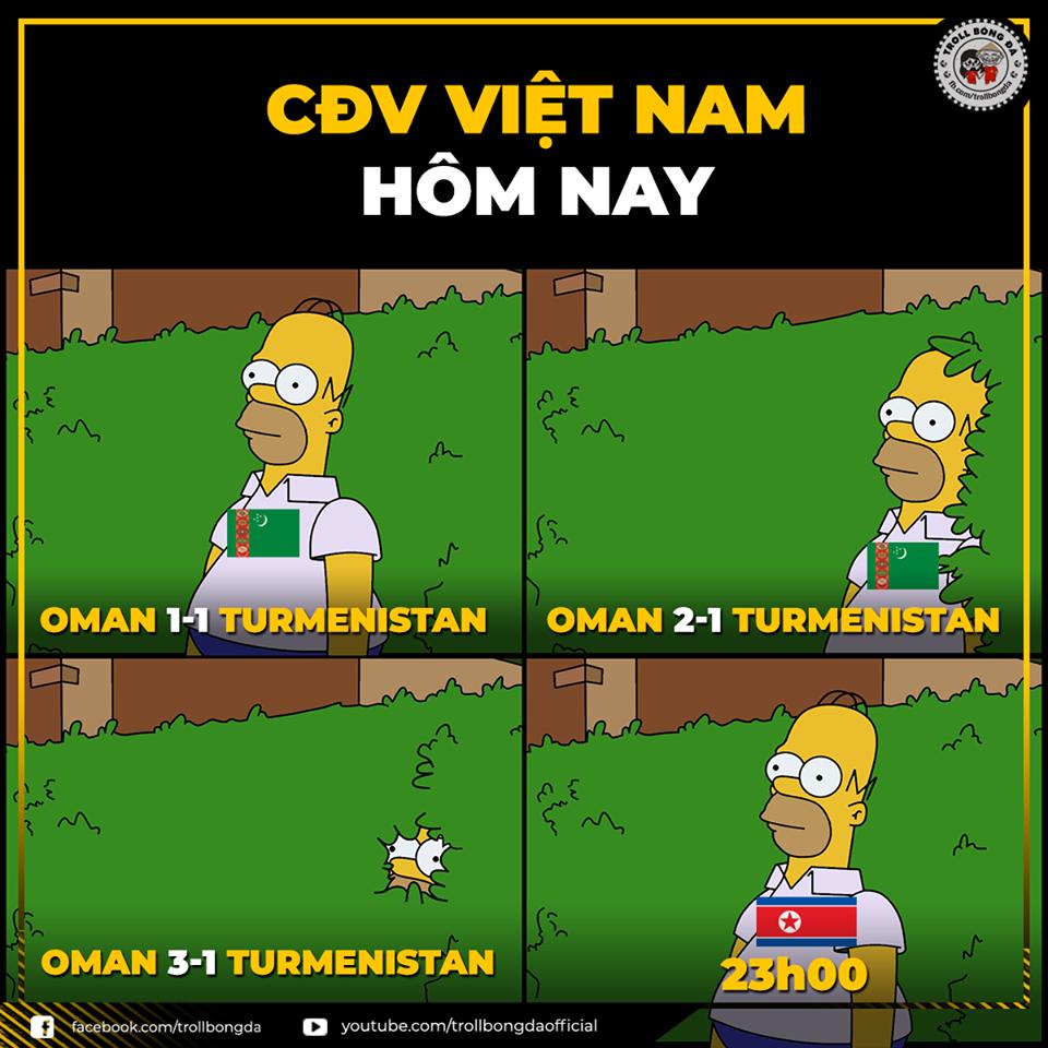 """Loạt ảnh chế hài hước của dân mạng sau khi tuyển Việt Nam """"lách qua khe cửa hẹp"""" - Ảnh 2."""
