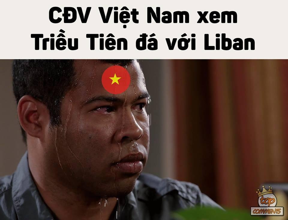 """Loạt ảnh chế hài hước của dân mạng sau khi tuyển Việt Nam """"lách qua khe cửa hẹp"""" - Ảnh 10."""