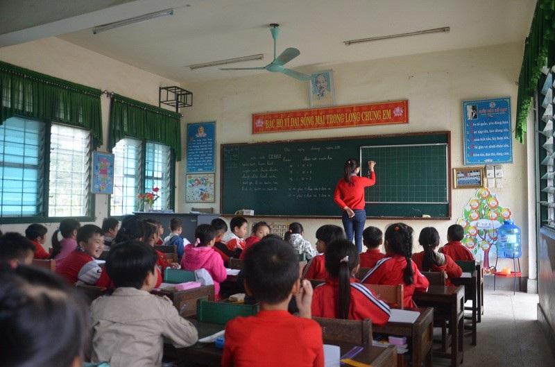 Quảng Bình: Đưa giáo viên ra khỏi ngành nếu có hành vi bạo hành thể chất, tinh thần học sinh - Ảnh 1.