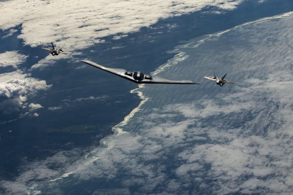 """""""Chim sắt"""" Mỹ sải cánh theo dõi Ấn Độ - Thái Bình Dương 24/7 - Ảnh 3."""
