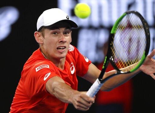 Australian Open: Nadal dễ dàng gieo sầu cho hạt giống tuổi teen - Ảnh 2.