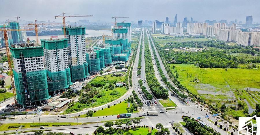 Dòng vốn FDI hàng trăm triệu USD sẵn sàng đổ vào bất động sản - Ảnh 1.