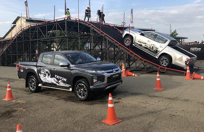 Mitsubishi Triton 2019 ra mắt tại Việt Nam, giá từ 730,5 triệu đồng - Ảnh 5.