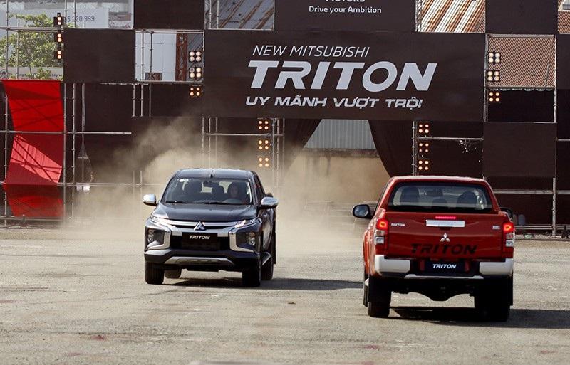 Mitsubishi Triton 2019 ra mắt tại Việt Nam, giá từ 730,5 triệu đồng - Ảnh 2.
