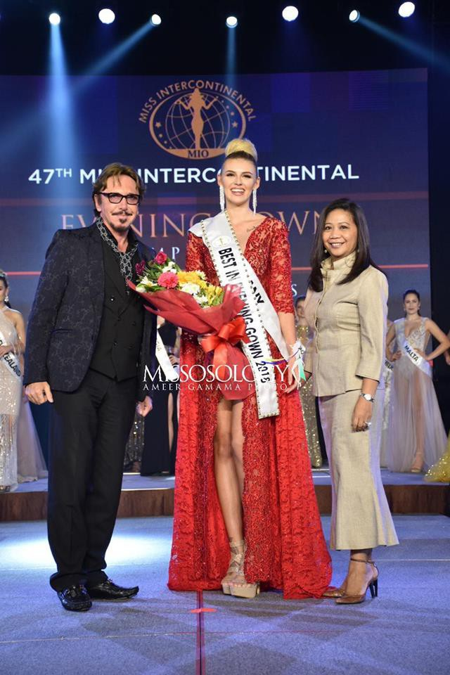 Ngân Anh trắng tay trong các phần thi phụ tại Hoa hậu liên lục địa 2018 - Ảnh 9.