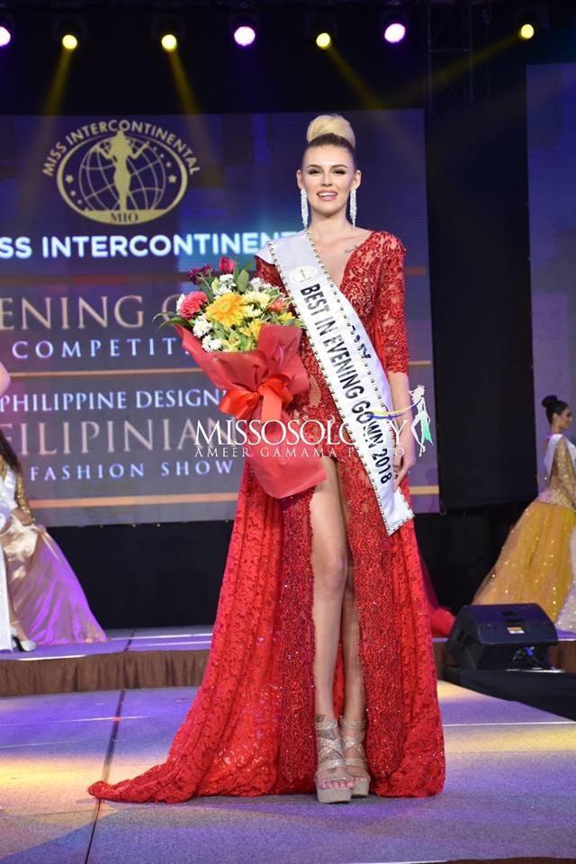 Ngân Anh trắng tay trong các phần thi phụ tại Hoa hậu liên lục địa 2018 - Ảnh 11.