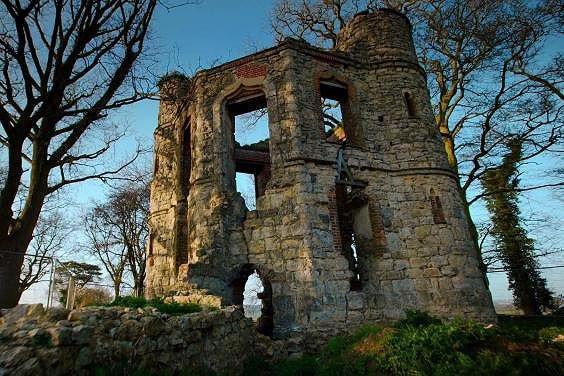 Cải tạo lâu đài bỏ hoang, cặp vợ chồng rao bán 25 tỷ đồng kiếm lời - Ảnh 1.
