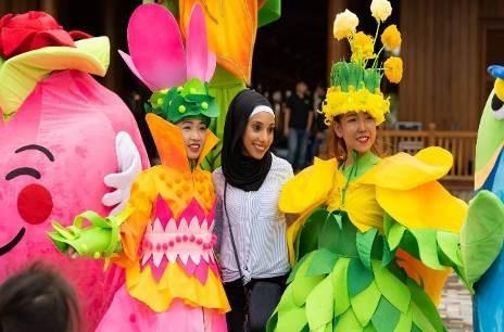 Thưởng lãm mùa xuân châu Âu tại Vinpearl Land Nha Trang - Ảnh 7.
