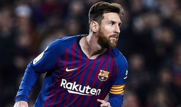 Messi cho thấy khát khao trở lại sau năm thất bại