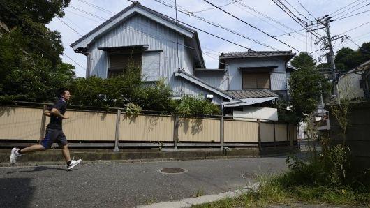 Nhật Bản đang cho không 8,2 triệu ngôi nhà bỏ trống nhưng không ai lấy. (Nguồn: CNBC)