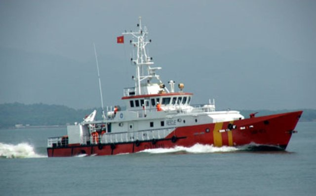 Cà Mau đề xuất Trung ương điều tàu SAR 413 từ Kiên Giang qua hỗ trợ công tác cứu nạn. (Ảnh minh họa)