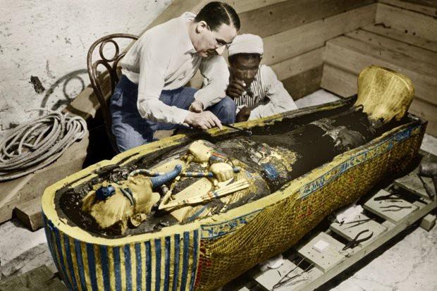 Khám phá xác ướp Pharaoh năm 1922 khiến nhiều người qua đời bí ẩn.