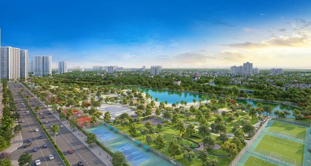 Lộ diện dự án 'khủng' hút khách nước ngoài dịch chuyển về khu Tây Hà Nội - Ảnh 1.