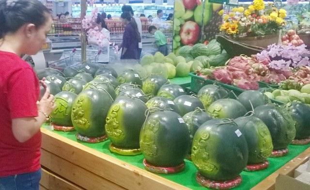Cà Mau mở chợ Tết từ giữa tháng Chạp đến đêm giao thừa - Ảnh 2.