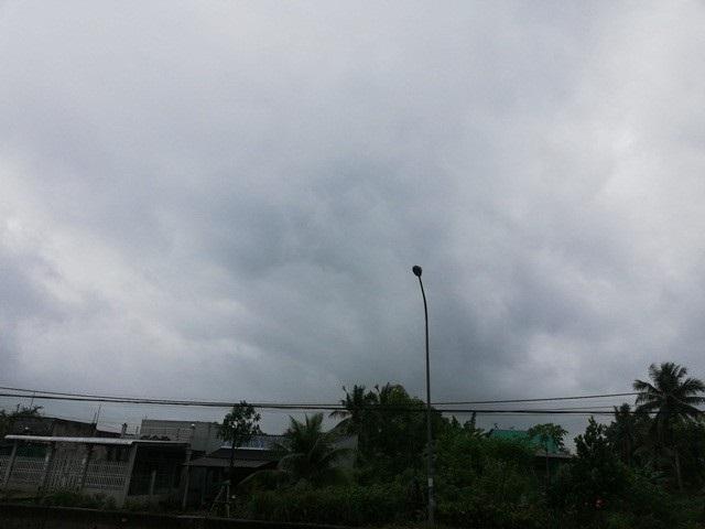 Cảnh báo khả năng có thể xảy ra giông, lốc xoáy ở khu vực Nam Bộ.