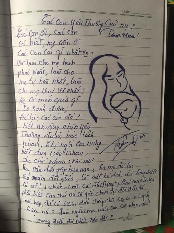 Cuốn sổ chứa điều bí mật mẹ chẳng bao giờ nói ra nhưng đủ sức khiến đứa con nào cũng bật khóc - Ảnh 1.