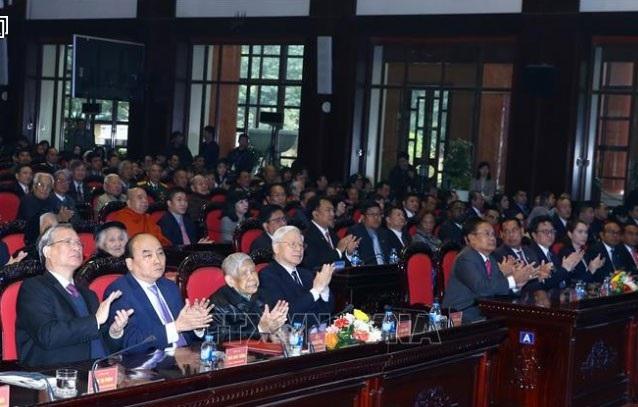 Thủ tướng: Việt Nam đã giúp đỡ Cách mạng Campuchia trong lúc khó khăn nhất - Ảnh 1.