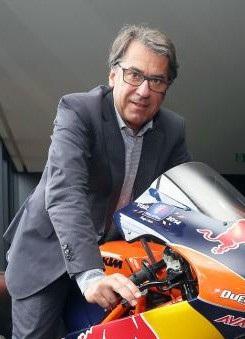 Stefan Pierer – CEO của KTM