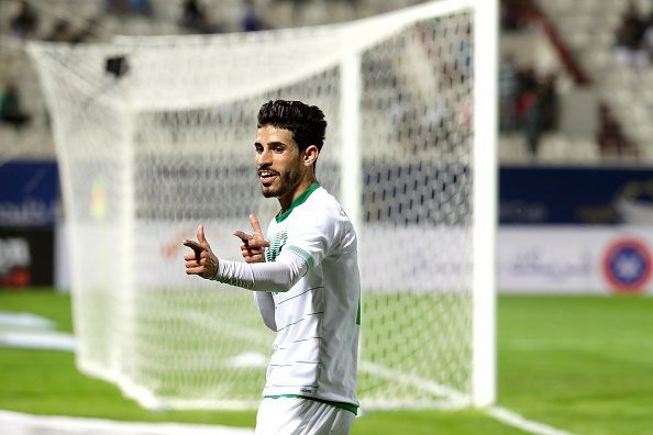 Mohammed Dawood được triệu tập bổ sung vào đội tuyển Iraq dự Asian Cup 2019