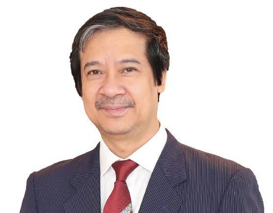 Thủ tướng Chính phủ bổ nhiệm Giám đốc Nguyễn Kim Sơn giữ chức Chủ tịch Hội đồng ĐHQGHN  - Ảnh 1.