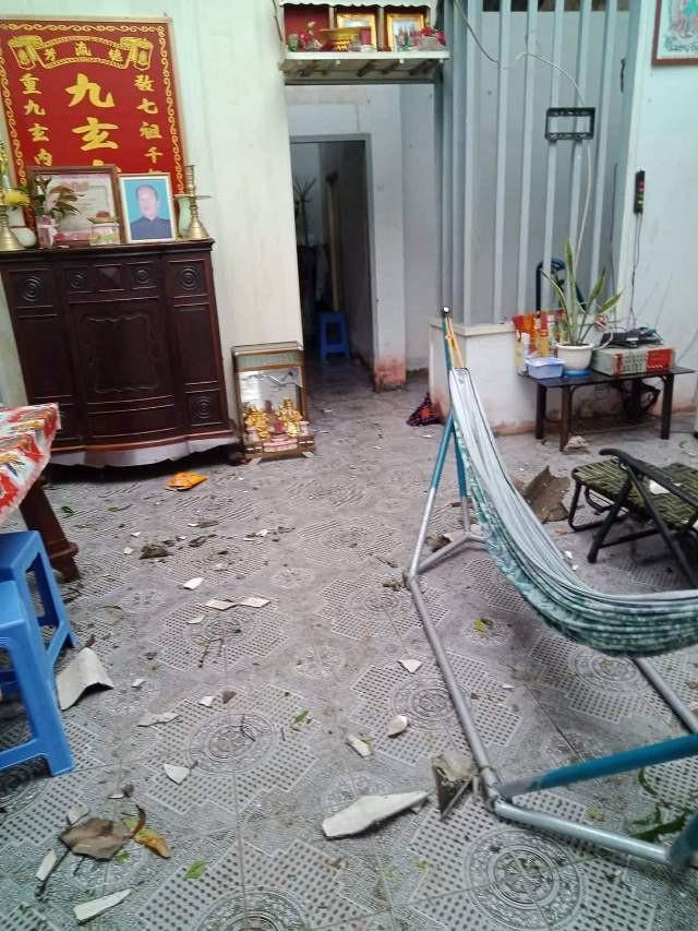 Cảnh tan hoang ở vùng ven biển Bạc Liêu sau lốc xoáy, mưa lớn - 2