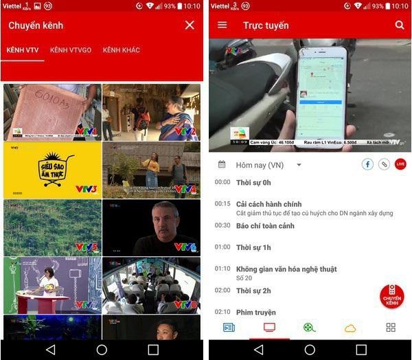Xem trực tiếp đội tuyển Việt Nam thi đấu tại Asian Cup trên smartphone và máy tính - 2