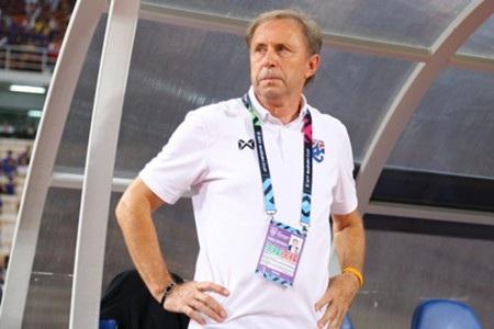 HLV Milovan Rajevac hy vọng Thái Lan sẽ giành chiến thắng trước Ấn Độ