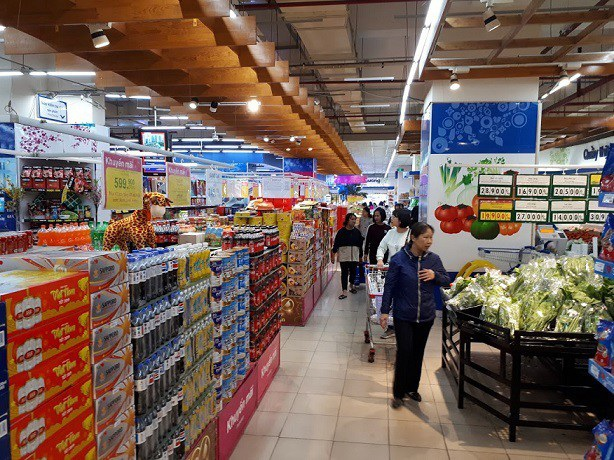 Doanh nghiệp bán lẻ Việt đang muốn giành lại thị phần. Ảnh minh họa