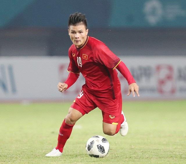 Tuyển thủ Quang Hải lọt top 10 Gương mặt trẻ tiêu biểu Thủ đô 2018 - 1