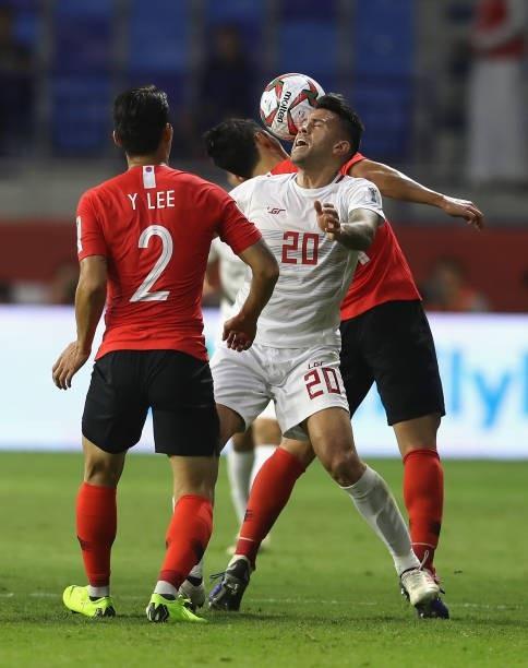 Hàn Quốc 1-0 Philippines: Đáng khen cho Philippines - Ảnh 10.