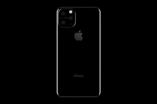 Cụm camera tạo cảm giác mất cân đối thiết kế trên mẫu iPhone.
