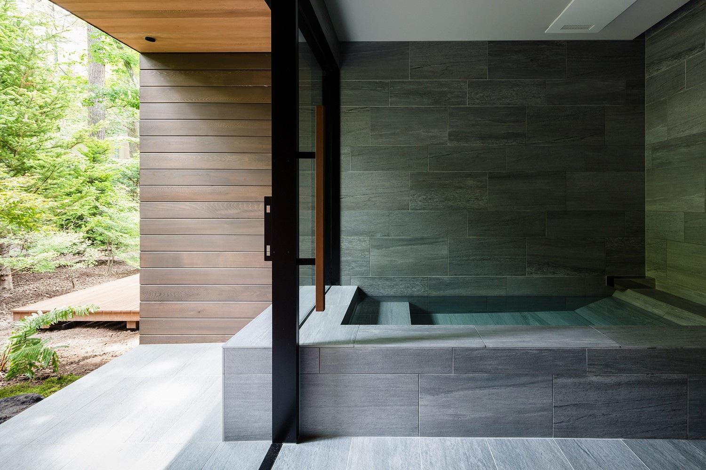 """Biệt thự hình """"4 chiếc lá rơi"""" đẹp như mơ của kiến trúc sư Nhật Bản - Ảnh 6."""