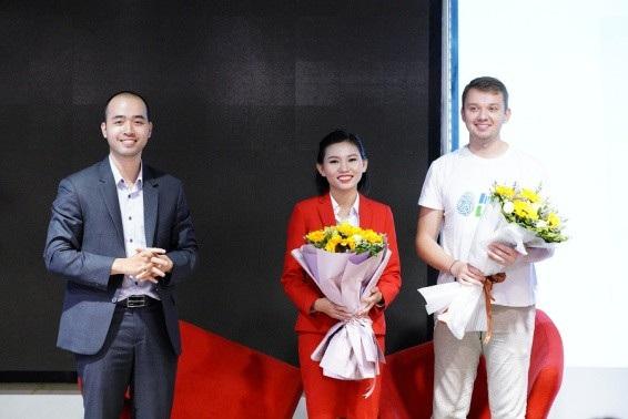 Alexander Zubarev nhà sáng lập sinh trắc vân tay Infolife có mặt tại Việt Nam - Ảnh 1.