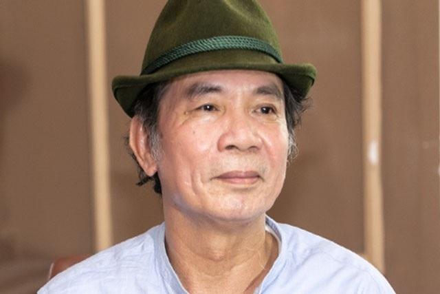 Nhà phê bình - nhà thơ Nguyễn Thụy Kha tiết lộ, người bạn thân thiết- nhà thơ, nhạc sĩ Nguyễn Trọng Tạo đã chuẩn bị cho chuyến đi xa của mình (Ảnh: HBN)