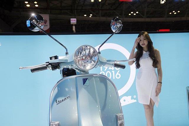 Chưa thực hiện dán nhãn tiêu thụ nhiên liệu cho xe máy trong năm 2019 - Ảnh 1.