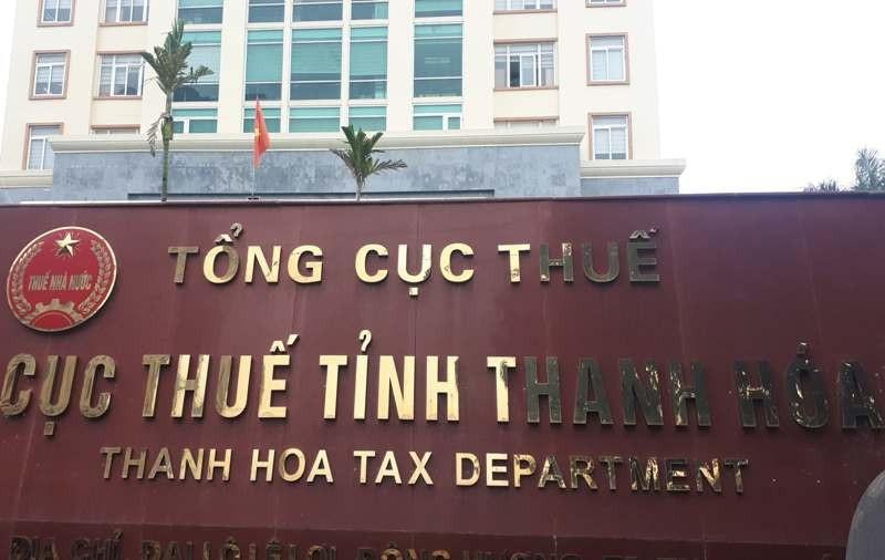 Cục Thuế Thanh Hóa xin 700 triệu đồng để động viên cán bộ - Ảnh 1.
