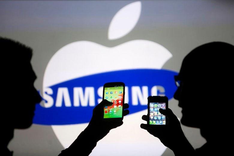 """Tạm """"đình chiến"""", Apple và Samsung bắt tay sản xuất nội dung trên smartTV - Ảnh 2."""