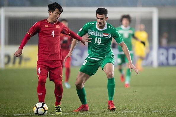 Iraq có bao nhiêu cầu thủ từng thua Việt Nam ở giải U23 châu Á? - Ảnh 2.