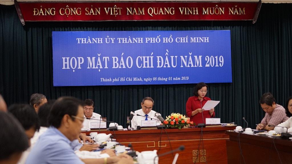 """Bí thư Nguyễn Thiện Nhân nói về bức xúc """"chồng"""" bức xúc của người dân TPHCM - Ảnh 1."""