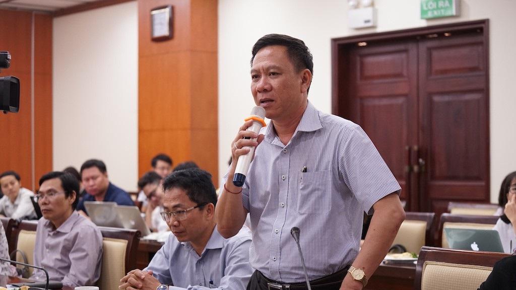 """Bí thư Nguyễn Thiện Nhân nói về bức xúc """"chồng"""" bức xúc của người dân TPHCM - Ảnh 3."""
