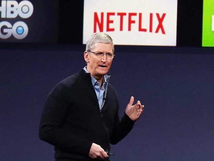 """Tạm """"đình chiến"""", Apple và Samsung bắt tay sản xuất nội dung trên smartTV - Ảnh 1."""