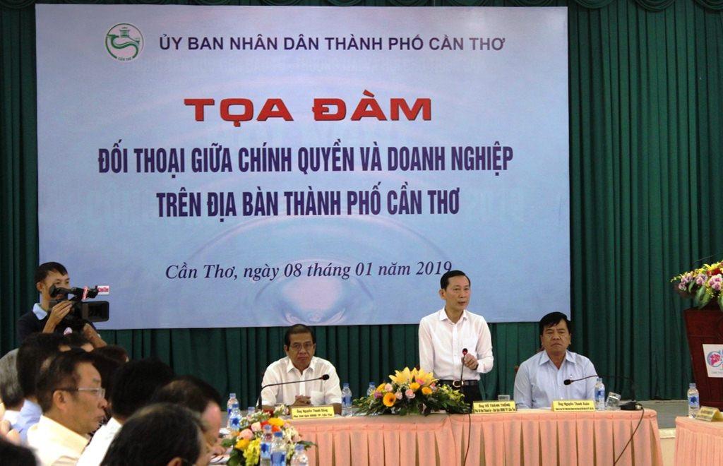 Năm 2018 ở Cần Thơ có hơn 2000 doanh nghiệp hoạt động báo lỗ - Ảnh 1.