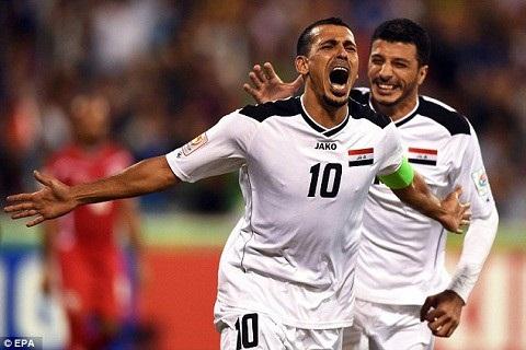 Những lần đối đầu giữa bóng đá Việt Nam và Iraq - Ảnh 1.