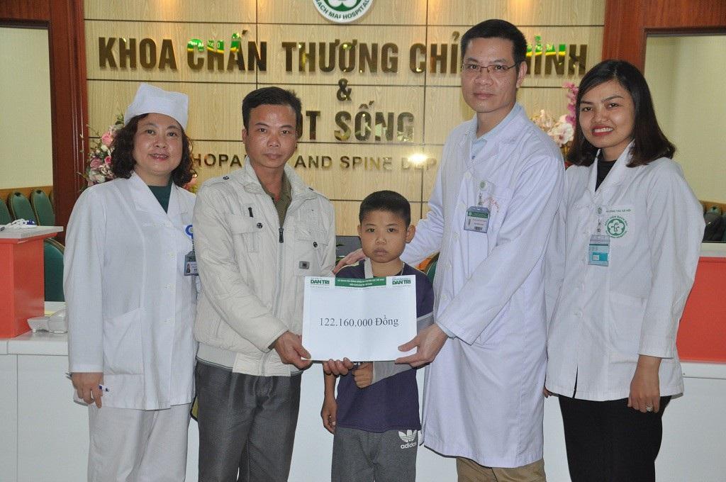 Bạn đọc giúp cậu bé 13 năm chạy thận hơn 122 triệu đồng - Ảnh 2.